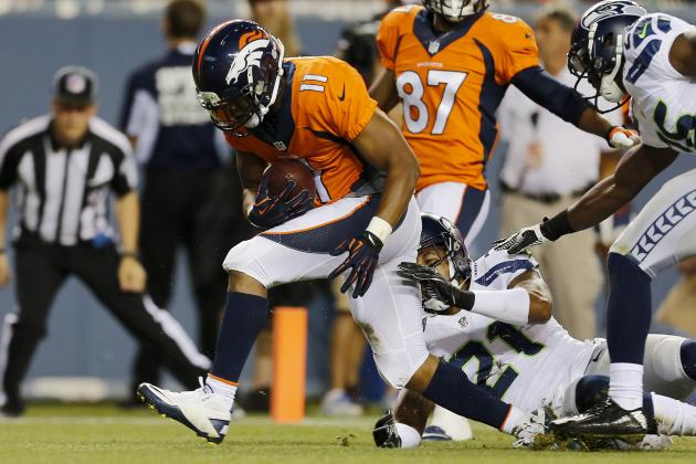 Denver Broncos: Jordan Norwood Has Earned a Spot on 53-Man Roster