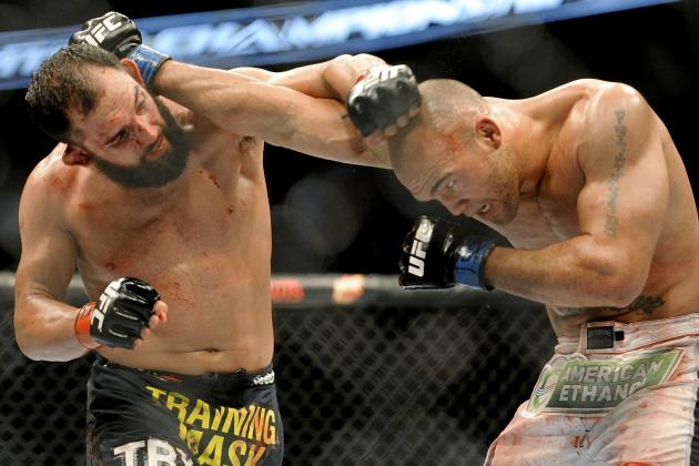 Johny Hendricks vs. Robbie Lawler: Could the Rematch Be Even Better?
