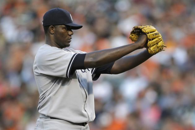Michael Pineda's Comeback Is Shot in the Arm Yankees Need for Playoff Race