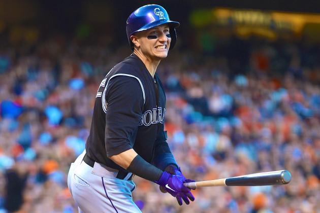 Troy Tulowitzki, Rockies Should Go Separate Ways After Latest Year-Ending Injury