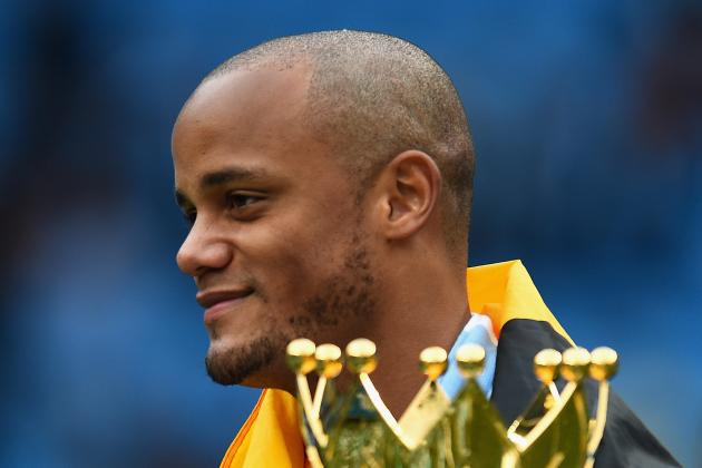 Vincent Kompany Advises Young English Talent to Go Abroad