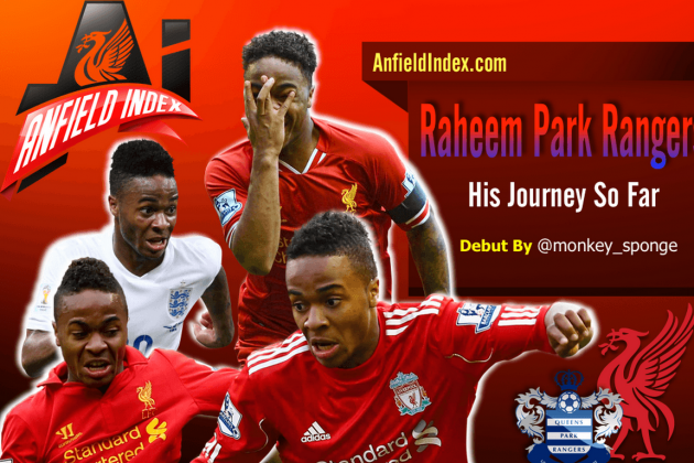 Raheem Park Rangers | Raheem Sterling's Journey so Far