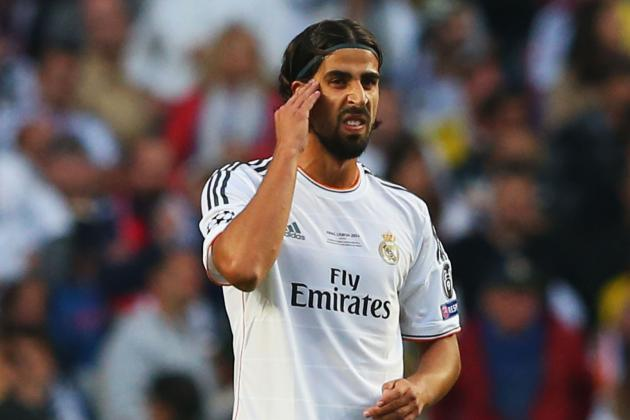 How Possible Transfer of Sami Khedira Would Affect Real Madrid