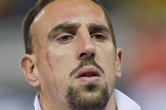 Franck Ribery Explains France Exit