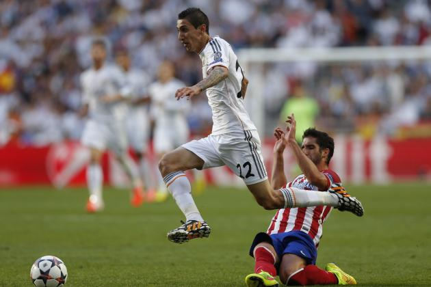 Real Madrid Risk Repeat of Claude Makelele Error with Transfer of Angel Di Maria