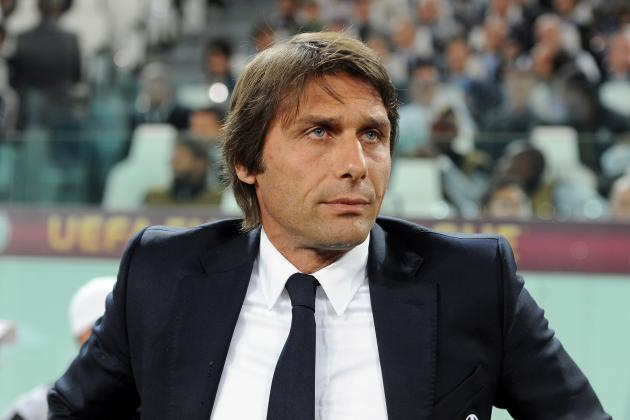 Antonio Conte Set to Become Italy Head Coach