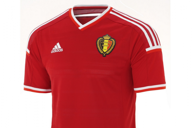 Belgium Unveil Euro 2016 Kits