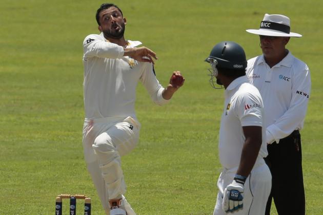 Sri Lanka vs. Pakistan, 2nd Test, Day 1: Highlights, Scorecard and Report