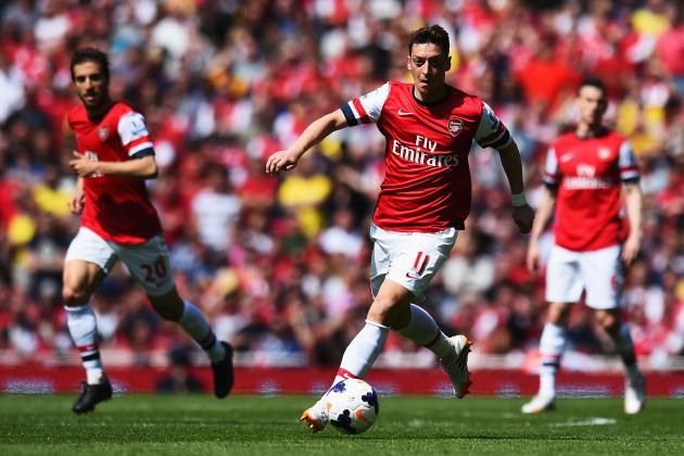 How Mesut Ozil Will Benefit from Arsenal Transfers This Premier League Season