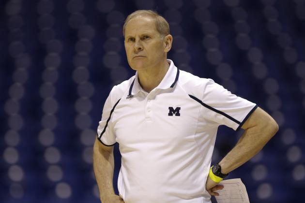 Michigan Freshman Austin Hatch Shares Special Bond with John Beilein