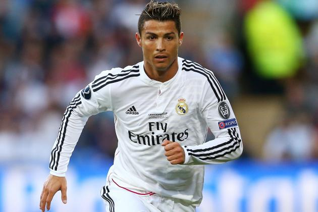 Cristiano Ronaldo Leads UEFA European Player of the Year 2014 Shortlist