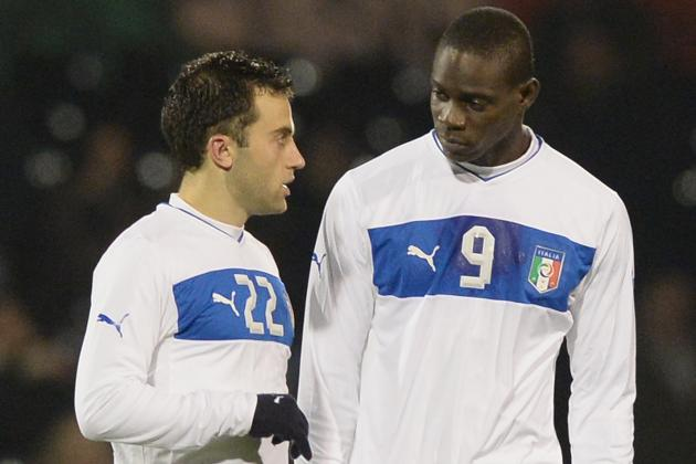Rossi: Too Much Pressure on Balotelli