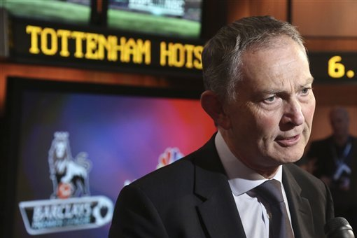 Richard Scudamore's Luis Suarez Comments Show Wrong Priorities at Premier League