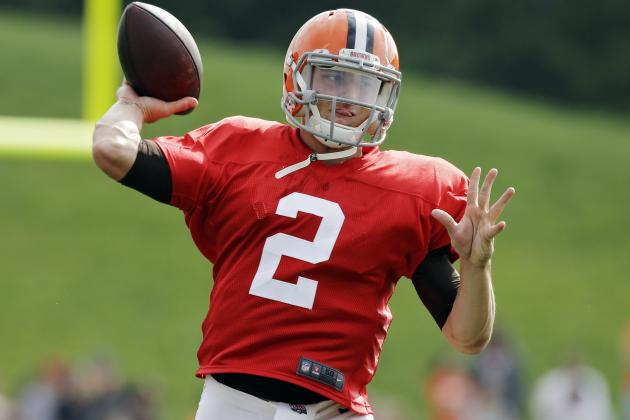 Johnny Manziel Must Be Late-Round Target for Fantasy Football Owners