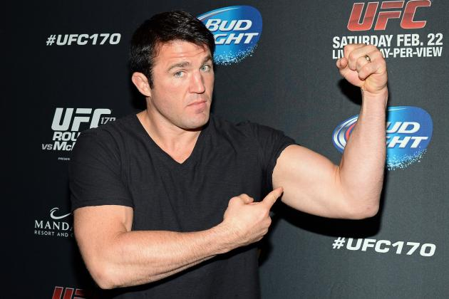 Chael Sonnen Admits Trying to 'Game the System,' Offers Advice for Fighters