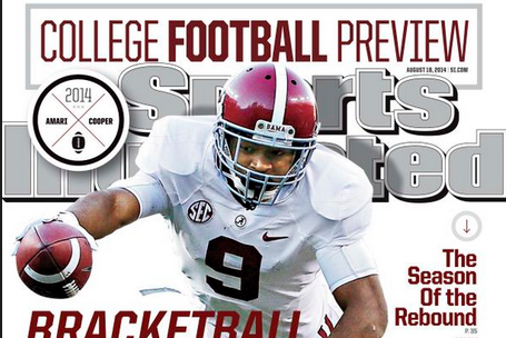 Cooper Appears on SI Regional Cover