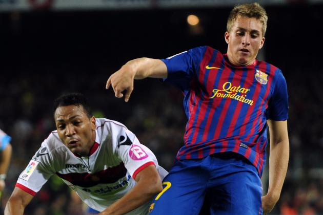 Barcelona Would Be Right to Loan out Gerard Deulofeu for Another Season
