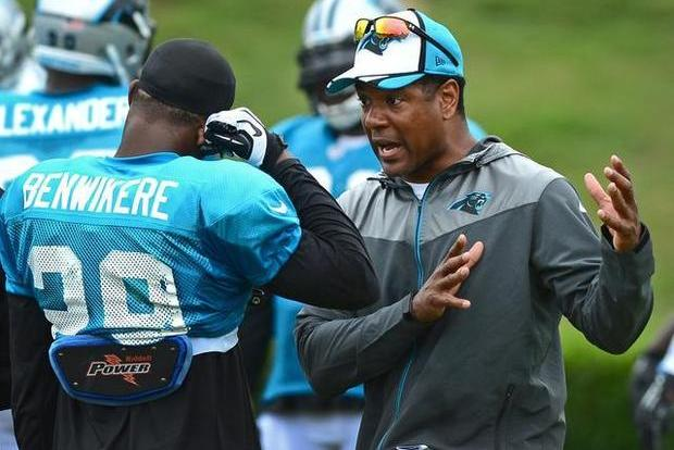 Former West Charlotte Star Guides Panthers' Defensive Secondary