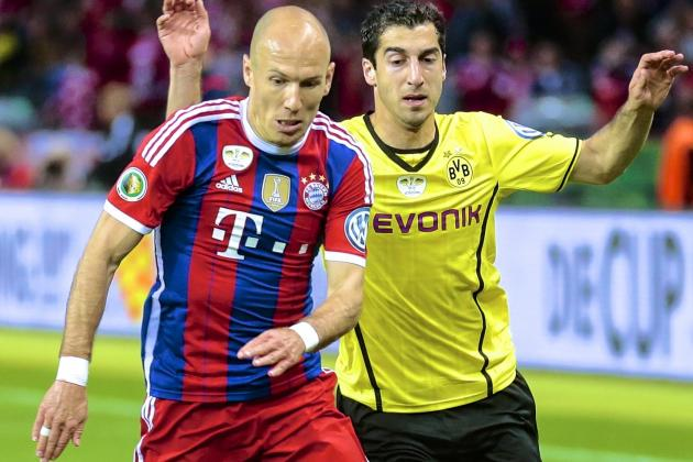 Bundesliga to Be More Competitive with Bayern Munich Wounded, Behind Schedule