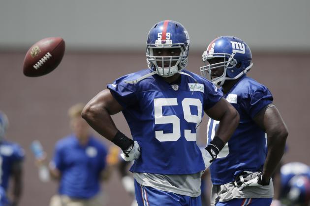 Giants Rookie Steal Kennard: Good Genes, Bad College Ride
