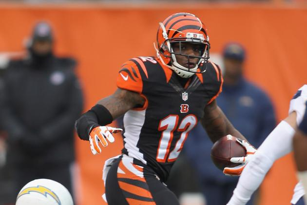 Who's Next in Bengals Receiver Shuffle?