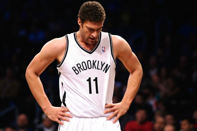 How Good Can Brooklyn Nets Be with a Healthy Brook Lopez?