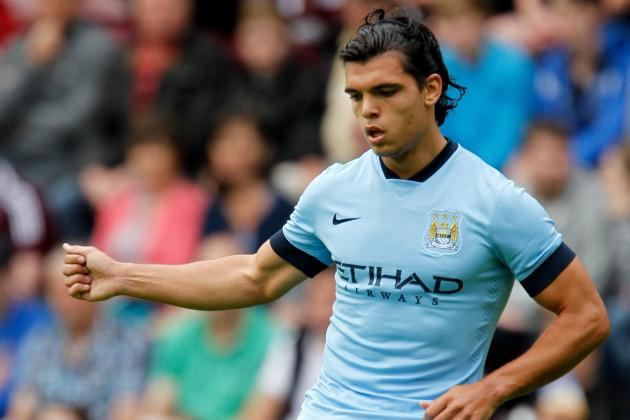 Manchester City Transfer News: Karim Rekik Loaned to PSV Eindhoven for 2014-15