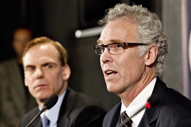After Eight Straight Missed Playoffs, Oilers Hire 'biggest Critic'