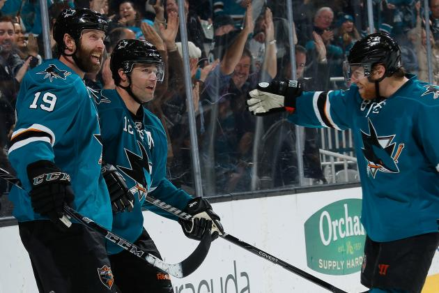 Five Must-Watch San Jose Sharks Games in 2014-15