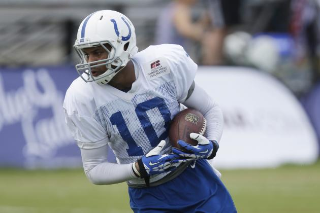 Insider: Four Standouts from Colts Training Camp