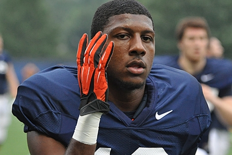 UVa Frosh WR Dowling Impressing in Camp