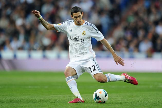 Real Madrid Transfer News: Why Los Blancos' Rumoured Moves Are Massive Mistakes