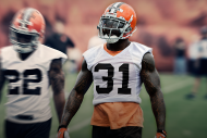Donte Whitner: Rookie Justin Gilbert Already 'One…