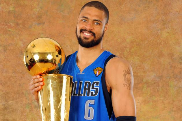 Find out How Tyson Chandler Makes the Mavericks Better