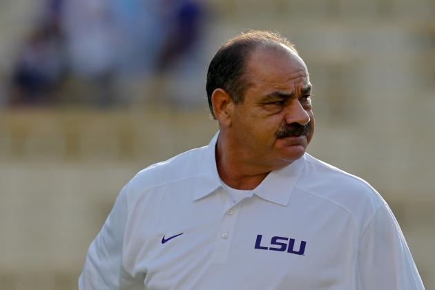 LSU'S DEFENSIVE COACHES HAVE BIG EXPECTATIONS