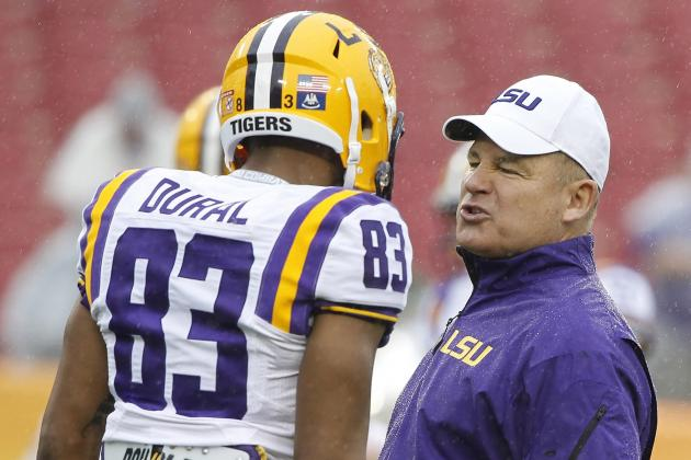 LSU Has 'Productive' First Scrimmage