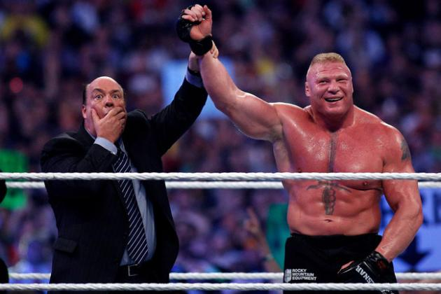 Analyzing Brock Lesnar's Value in the Era of the WWE Network