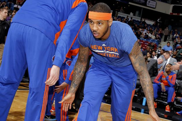 How New York Knicks Will Know If Carmelo Anthony Is Worth Massive Contract