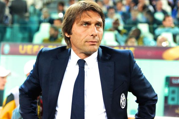 Antonio Conte Named Manager of Italian National Team