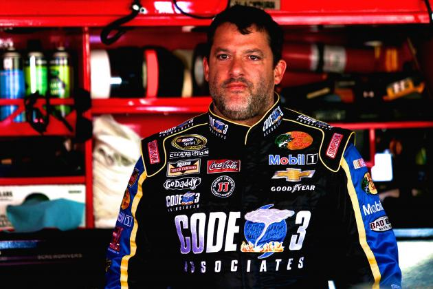 Tony Stewart Should Take a Leave from Racing After Kevin Ward Jr. Tragedy