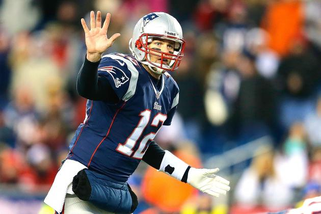 Tom Brady Says He's Touched His Centers' Butts More Than Their Wives