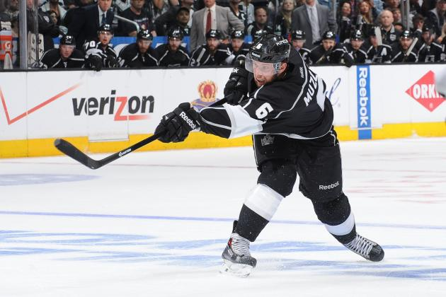 How Jake Muzzin Can Fulfill His Potential on Los Angeles Kings' Blue Line