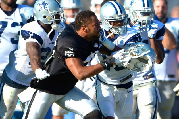 Cowboys-Raiders Fight Is What the NFL Preseason Fan Experience Is All About
