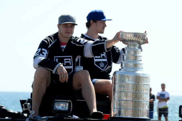 Los Angeles Kings 2014 Hockeyfest: Stanley Will Be There