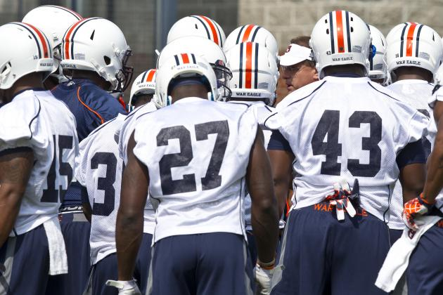 Auburn Football: Week 2 Fall Stock Report