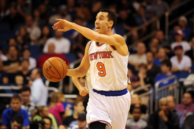 With Nothing Worth Buying, NY Knicks Should Stop Shopping Pablo Prigioni