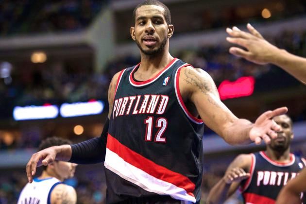 Can the Portland Trail Blazers Build a Title Team Around LaMarcus Aldridge?