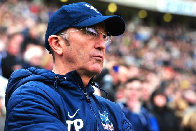 Tony Pulis Leaves Crystal Palace: Latest Details, Comments and Reaction