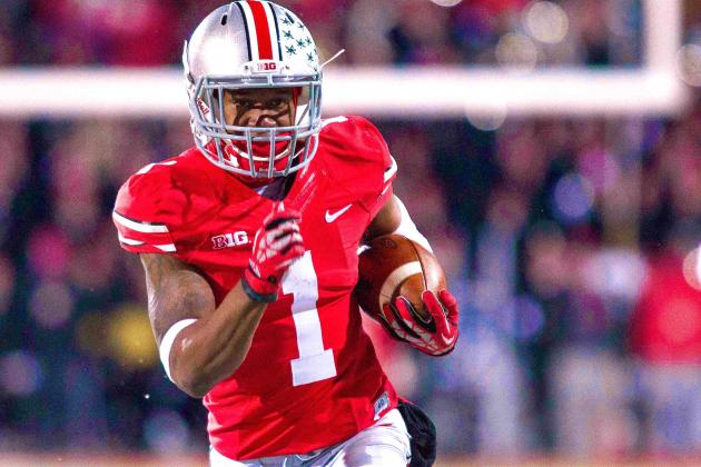 Ohio State Football: Dontre Wilson Is College Football's Most Undervalued Player