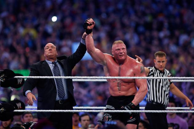 WWE SummerSlam 2014: Why Brock Lesnar Will Conquer John Cena